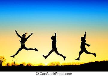 πηδάω