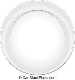 πιάτο , μικροβιοφορέας