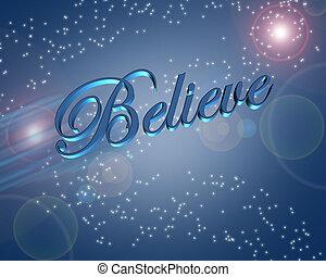 πιστεύω