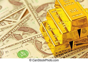 πλάκα χρυσού