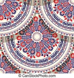 πλακάκι , μοτίβο , ούγγρος , 6