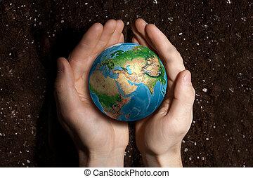 πλανήτης , δικός μας , αγάπη , προσοχή