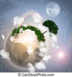πλανήτης , μικρός