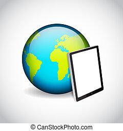 πλανήτης , pc , δισκίο