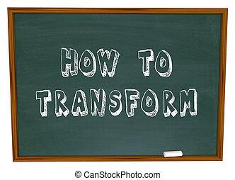 πληροφορία , μεταμορφώ , πόσο , chalkboard , μόρφωση , οδηγίεs