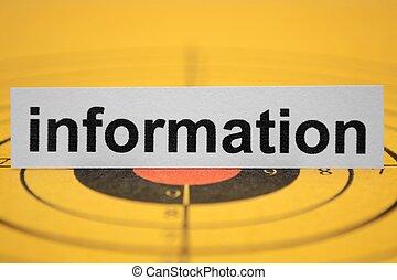 πληροφορία