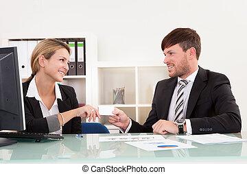 πληροφορίες , κάρτα , επιχείρηση , επάγγελμα