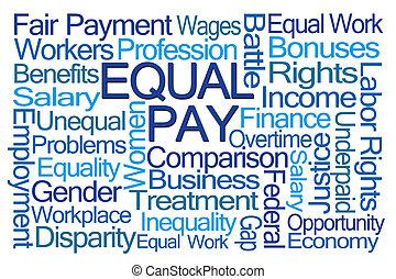 πληρώνω , λέξη , ίσα , σύνεφο