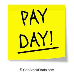 πληρώνω , day!