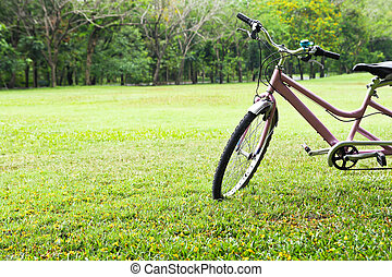 ποδήλατο , αναμμένος άρθρο αγρός