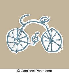 ποδήλατο , μικροβιοφορέας