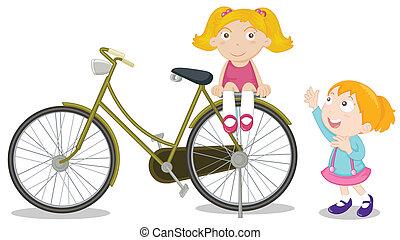ποδήλατο , μικρόκοσμος