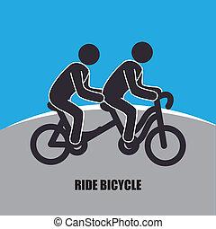 ποδήλατο , σχεδιάζω
