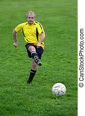 ποδόσφαιρο ηθοποιός