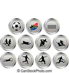 ποδόσφαιρο , κουμπιά