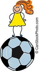 ποδόσφαιρο , παιδί