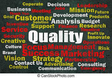 ποιότητα , γενική ιδέα , με , άλλος , συγγενεύων , λόγια
