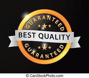 ποιότητα , guaranteed, καλύτερος , χρυσαφένιος