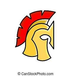 πολεμιστής , gladiator, soldier., legionnaire, γραφικός , spartan, - , ελληνικά , ρωμαϊκός , helmet., ή