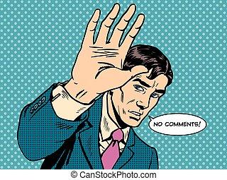 πολιτικόs , όχι , διασημότητα , comments, επιχειρηματίας , αρσενικό