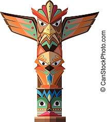 πολοί , πολωνός , δεξιότης , ζώο , ιερό σύμβολο της φυλής...