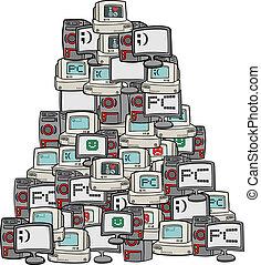 πολοί , υπολογιστές