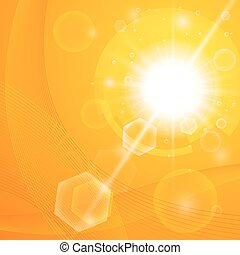πορτοκάλι , ευφυής , φόντο