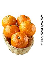 πορτοκάλι , καλαθοσφαίριση , μανταρίνι , φρέσκος