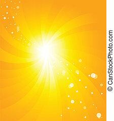 πορτοκάλι , μικροβιοφορέας , φόντο
