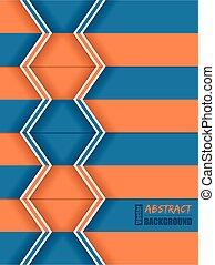 πορτοκάλι , μπλε , αφαιρώ , βέλος , φυλλάδιο