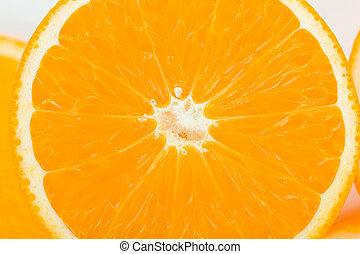 πορτοκάλι , φρούτο , φόντο