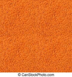 πορτοκάλι , χαλί , texture., fitted , seamless