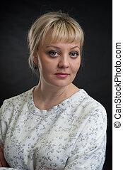 πορτραίτο , γυναίκα