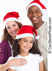 πορτραίτο , xριστούγεννα , οικογένεια