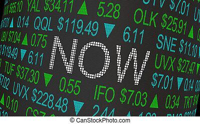 πουλώ , αγοράζω , εικόνα , επείγων , στοκ , τώρα , διαταγή , αγορά , 3d