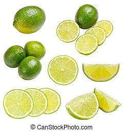 πράσινο , ασβέστηs
