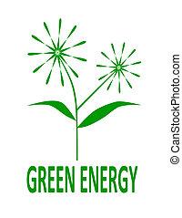 πράσινο , ενέργεια