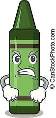 πράσινο , θυμωμένος , μολύβι , σχήμα , γουρλίτικο ζώο