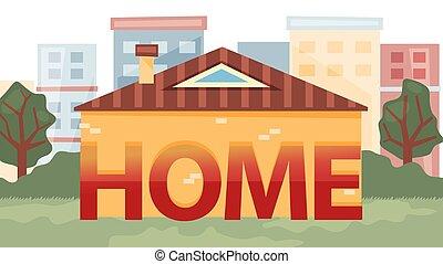 πράσινο , πραγματικός , σπίτι , γενική ιδέα , cityscape , δεσμεύω δανεικά , κτήμα , κτήμα , φόντο , σχήμα , διαμέρισμα , agency., πάρκο , γελοιογραφία , επιγραφή , επενδυθέν κεφάλαιο , όμορφος , σπίτι , εικόνα , μικροβιοφορέας , zone.