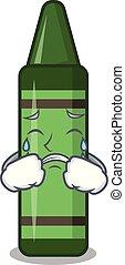 πράσινο , σχήμα , μολύβι , κλαίων , γουρλίτικο ζώο