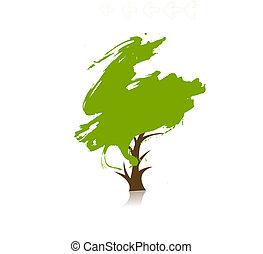 πράσινο , eco, δέντρο