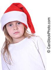 προσεκτικός , xριστούγεννα , παιδί
