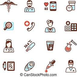 προσοχή , υγεία , απεικόνιση