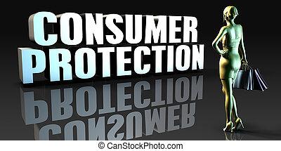 προστασία , καταναλωτής