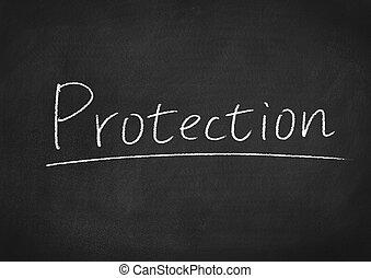 προστασία