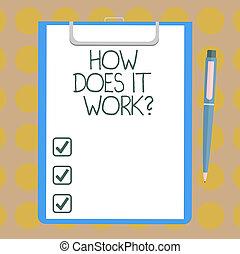 προστρέχω , γενική ιδέα , εδάφιο , αυτό , workquestion., χαρτί , κενό , το στυλό διαρκείας , κλικ , οθόνη , γράψιμο , πόσο , πένα , clipboard , αιτώ , επιχείρηση , space., μηχάνημα , χρησιμοποιώνταs , οδηγίεs , λέξη , δεσμόs