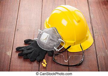 προσωπικό , εξοπλισμός , ασφάλεια