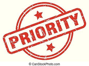 προτεραιότητα