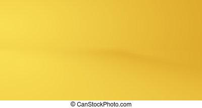 προϊόν , δωμάτιο , πάνω , κίτρινο , εκθέτω , ευχαριστημένος , φόντο , στούντιο , αδειάζω , φόρμα , ή , κοροϊδεύω
