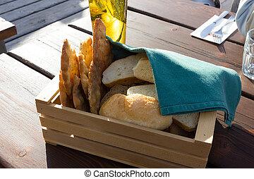 πρωτότυπο , κουτί , breadbox , μέσα , βουνό , υποχωρώ